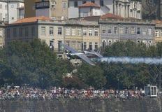 Raza 2009 del aire de Red Bull - Portugal Fotografía de archivo
