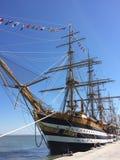 Raza alta 2016 de la nave Foto de archivo