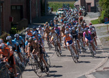 Raza de bicicleta Fotos de archivo