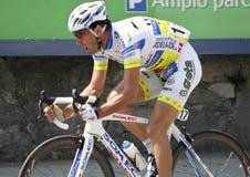 Raza de ciclo 2010 de Apennines Fotos de archivo