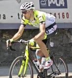 Raza de ciclo 2010 de Apennines Fotografía de archivo