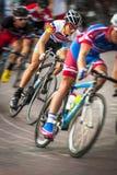 Raza de ciclo de Gastown Grand Prix 2013 Imagen de archivo libre de regalías