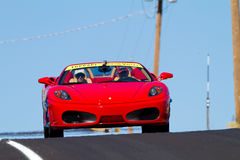 Raza de Ferrari imágenes de archivo libres de regalías