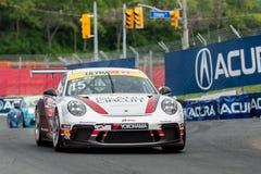 Raza 2017 de la serie de Indycar en Toronto Imagen de archivo