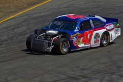 Raza de la serie de la taza de NASCAR Sprint fotos de archivo libres de regalías