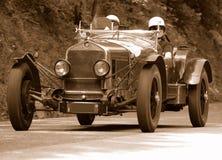 Raza de Mille Miglia (*) Imágenes de archivo libres de regalías