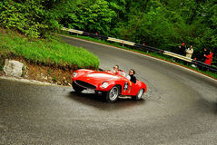 Raza de Mille Miglia 2010 Imagen de archivo