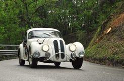 Raza de Mille Miglia 2010 Imágenes de archivo libres de regalías