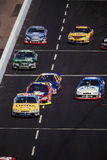 Raza de NASCAR Fotografía de archivo