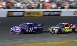 Raza de NASCAR Fotos de archivo