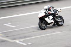 Raza de Superbike Imagenes de archivo