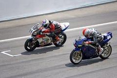Raza de Superbike Fotos de archivo
