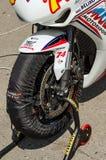 razas de la motocicleta del Carretera-anillo Fotografía de archivo