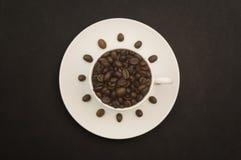 razem kawy Obrazy Royalty Free