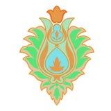 Raznocvetnnyy pattern Royalty Free Stock Image