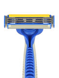 Razor. That is isolated in white Royalty Free Stock Photos