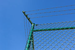 Razor and barbed wire fence Royalty Free Stock Photos