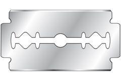 Razor blade. On a white background stock illustration