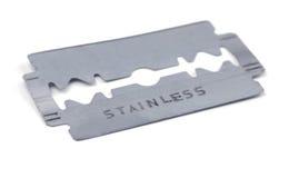 Razor blade Stock Image