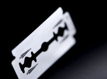 Razor blade Stock Photography
