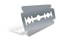 Razor blade. A design of razor blade royalty free illustration