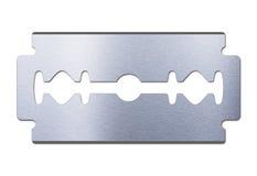 Razor blade. On white background stock illustration