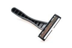Razor for shaver Royalty Free Stock Photo
