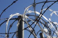 Razor Wire Stock Images