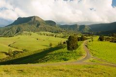 Razorback di Mt Fotografie Stock