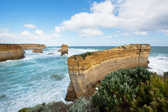 The Razorback, Great Ocean Road, Southern Victoria, Australia Royalty Free Stock Image