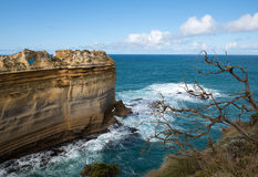 The Razorback, Great Ocean Road, Southern Victoria, Australia Stock Photos