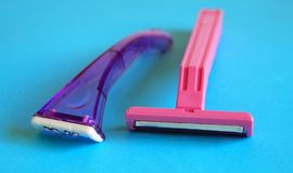 Razors Stock Photography