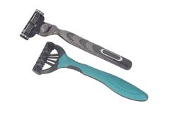 Razors Stock Image