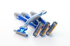 Razors Royalty Free Stock Photos