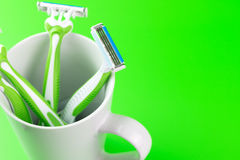 Razors Stock Photo