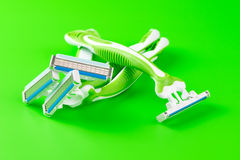 Razors Royalty Free Stock Images
