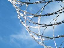 Razorwire - 5 Royalty Free Stock Photography