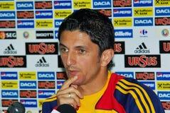 Razvan Lucescu, the coach Stock Photos