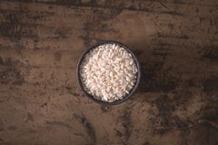 Razza 77 Italian Rice Royalty Free Stock Image