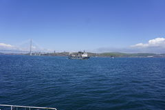 Razzian av Vladivostok Royaltyfri Foto