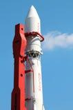 Razzo di spazio Vostok Fotografie Stock
