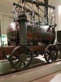 Razzo locomotivo di Stephenson immagine stock libera da diritti