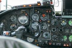 An-24rb en el aeropuerto Imagenes de archivo