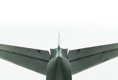An-24rb en el aeropuerto Fotos de archivo