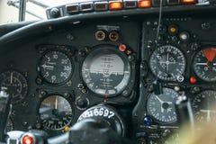 An-24rb am Flughafen Stockfotografie