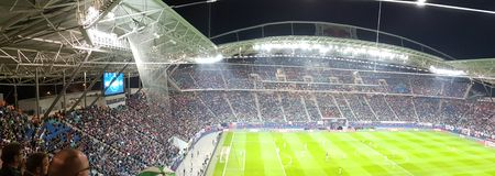 RB Leipzig Royaltyfria Foton