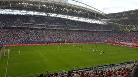 RB Lipsia Stadion Fotografie Stock Libere da Diritti
