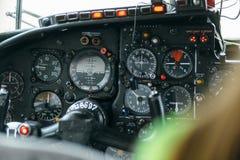 An-24rb no aeroporto Imagens de Stock Royalty Free