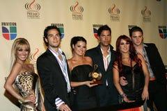 2006 Premio Lo Nuestro Awards royalty free stock photos