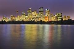 RBG城市32 mm反射光 免版税库存图片